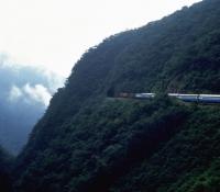 Curitiba Brasil- Viaje en tren entre Curitiba y Paranaguá