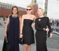 Sati-Spivakova-Renata-Litvinova-and-Tatiana-Pavlovskaya-Photo-Viktor-Boyko-Dior-Moscow-2013