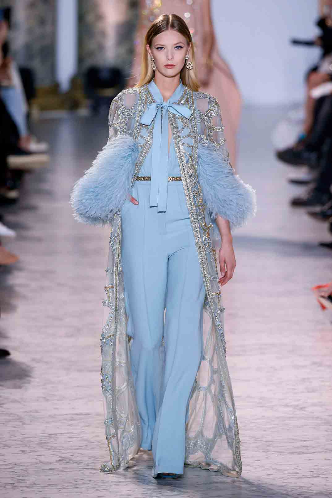 París Fashion Week 2017: Elie Saab-Alta Costura