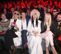 famosas mercedes benz fashion week madrid11