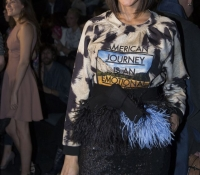 famosas mercedes benz fashion week madrid4