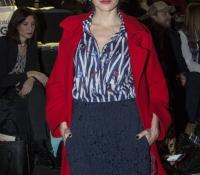 famosas mercedes benz fashion week madrid7