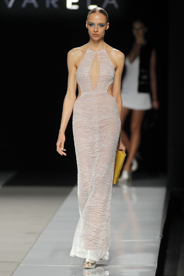 2c1f68e1a3 Mercedes Benz Fashion Week Madrid  Felipe Varela Primavera-Verano ...