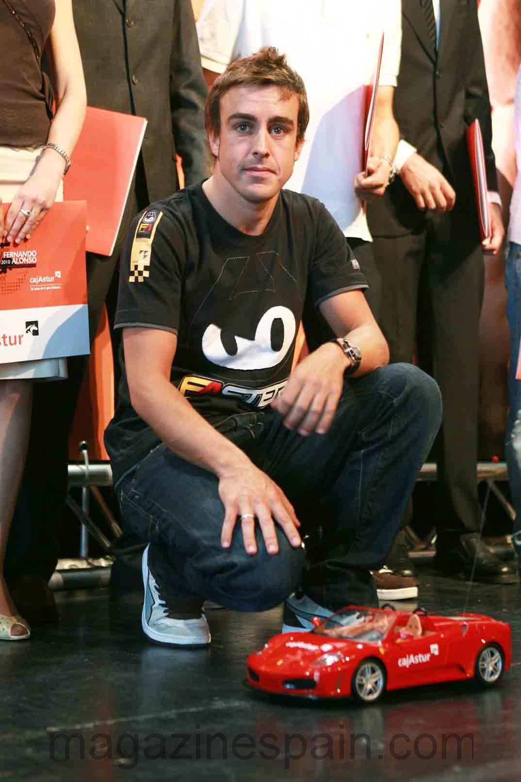 Fernando Alonso 2005 2015