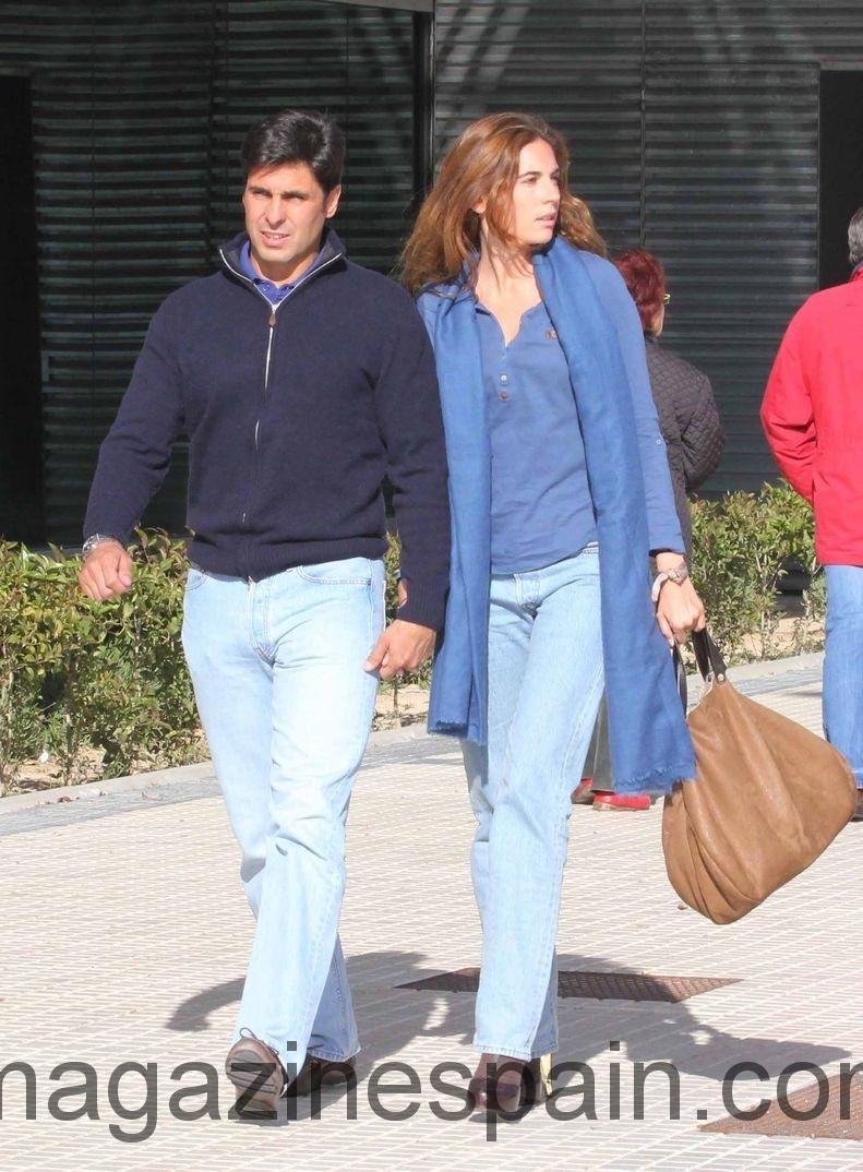 f1518134ced1e Fran Rivera y Lourdes Montes. Boda religiosa