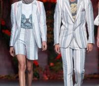 Mercedes Benz Fashion Week Madrid: Francis Montesinos Primavera-Verano 2017