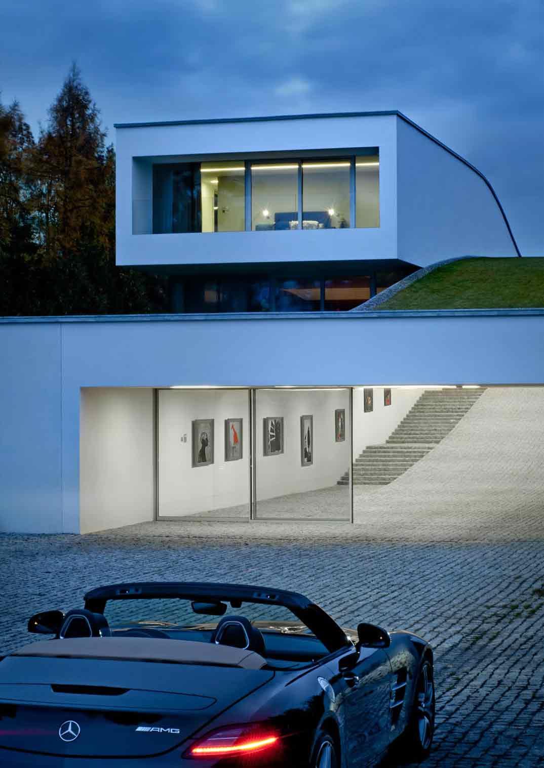 en el futuro las casas no tendr n entrada principal. Black Bedroom Furniture Sets. Home Design Ideas