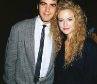 1George Clooney y Kelly Preston (1988)