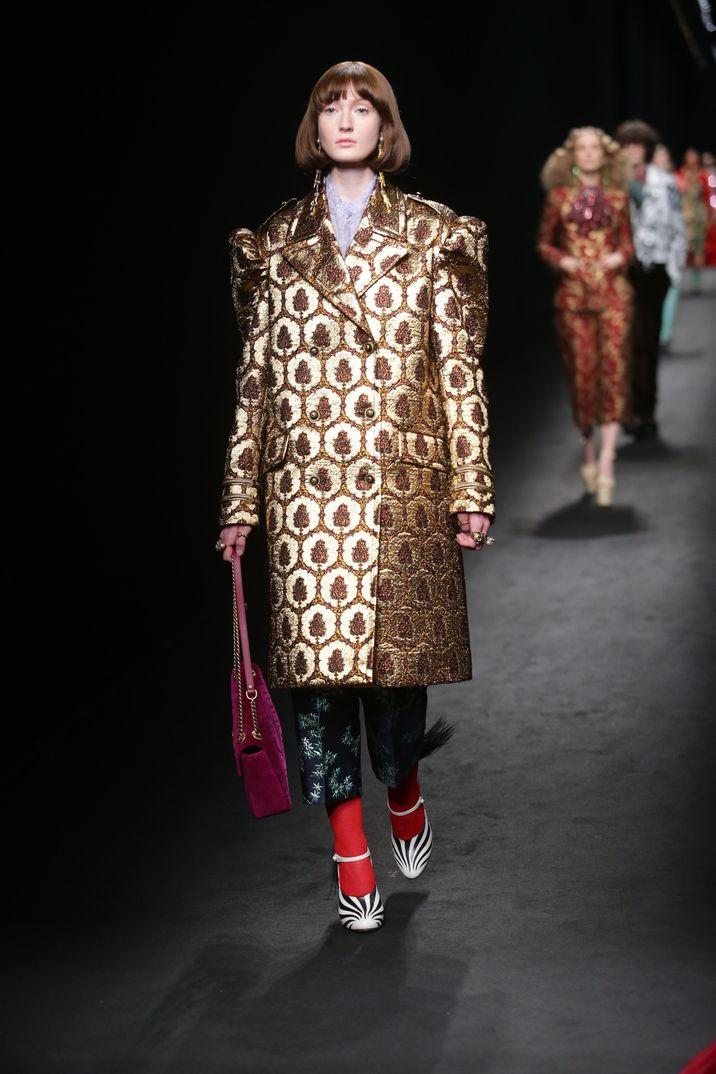 Milan fashion week 2016 gucci for Gucci milan fashion week