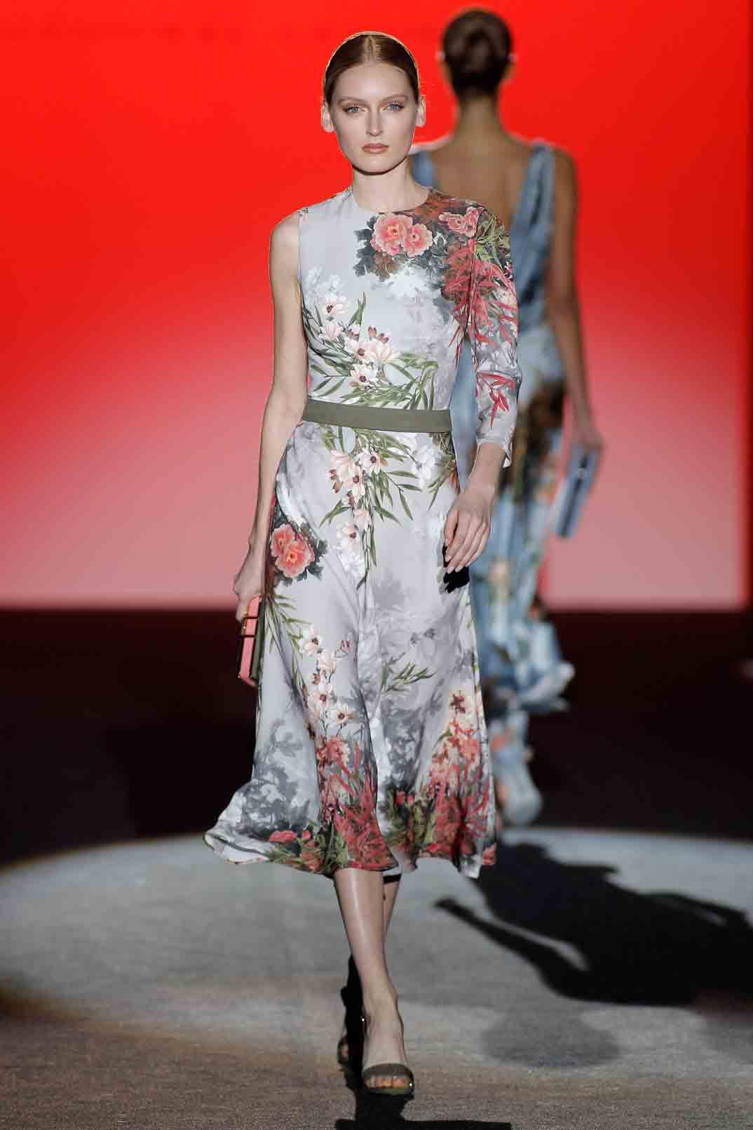 Mercedes Benz Fashion Week: Hannibal Laguna Otoño-Invierno ...