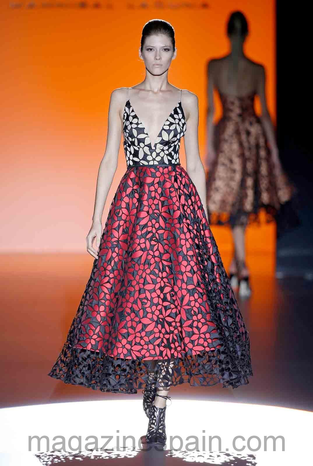 Mercedes Benz Fashion Week Madrid: Hannibal Laguna