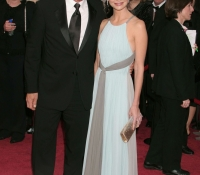 harrison ford y calista flockhart 2008