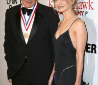 harrison ford y calista flockhart 2009