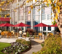 Hotel Mandarin Oriental Washington Jardín