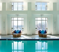 Hotel Mandarin Oriental Washington Piscina