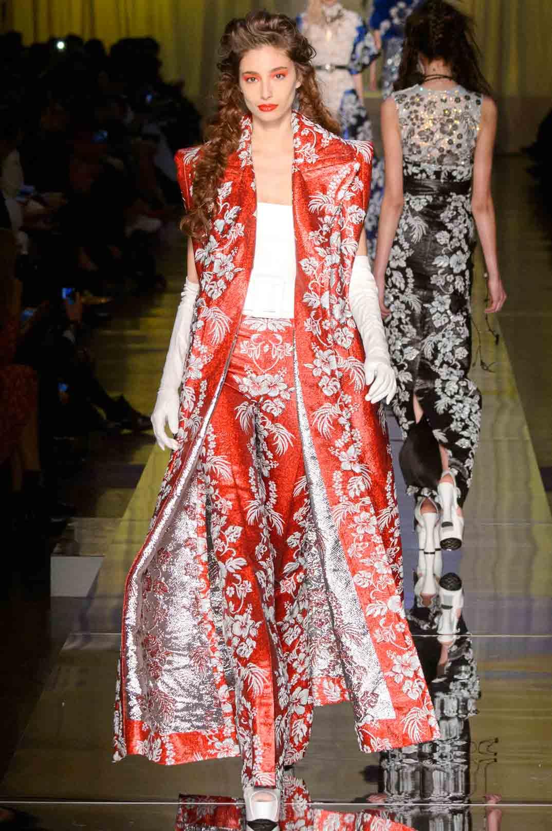 París Fashion Week 2017: Jean Paul Gaultier-Alta Costura