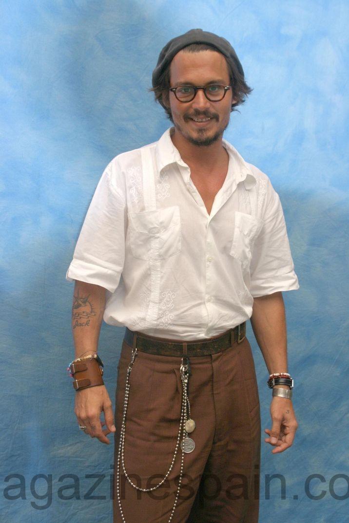 Así eran, Así... Johnny Depp