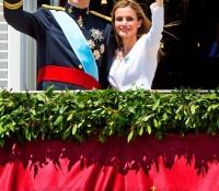 Felipe-VI y Letizia