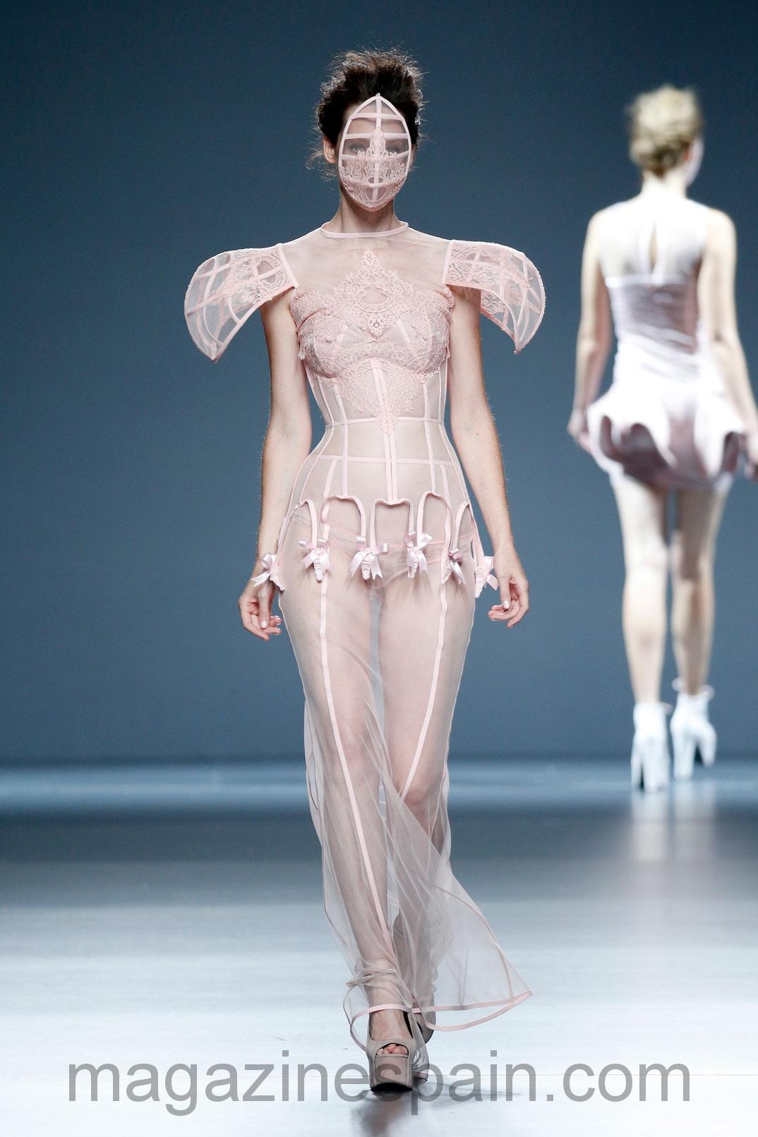 Mercedes Benz Fashion Week Maya Hansen