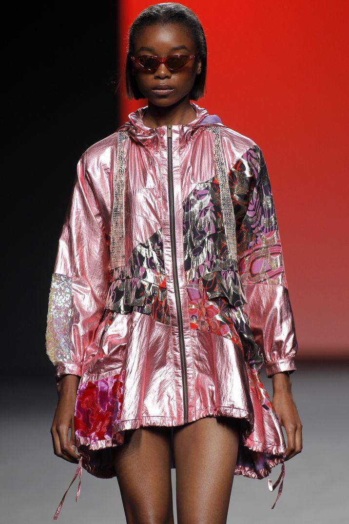 Madrid Spain Fashion Week