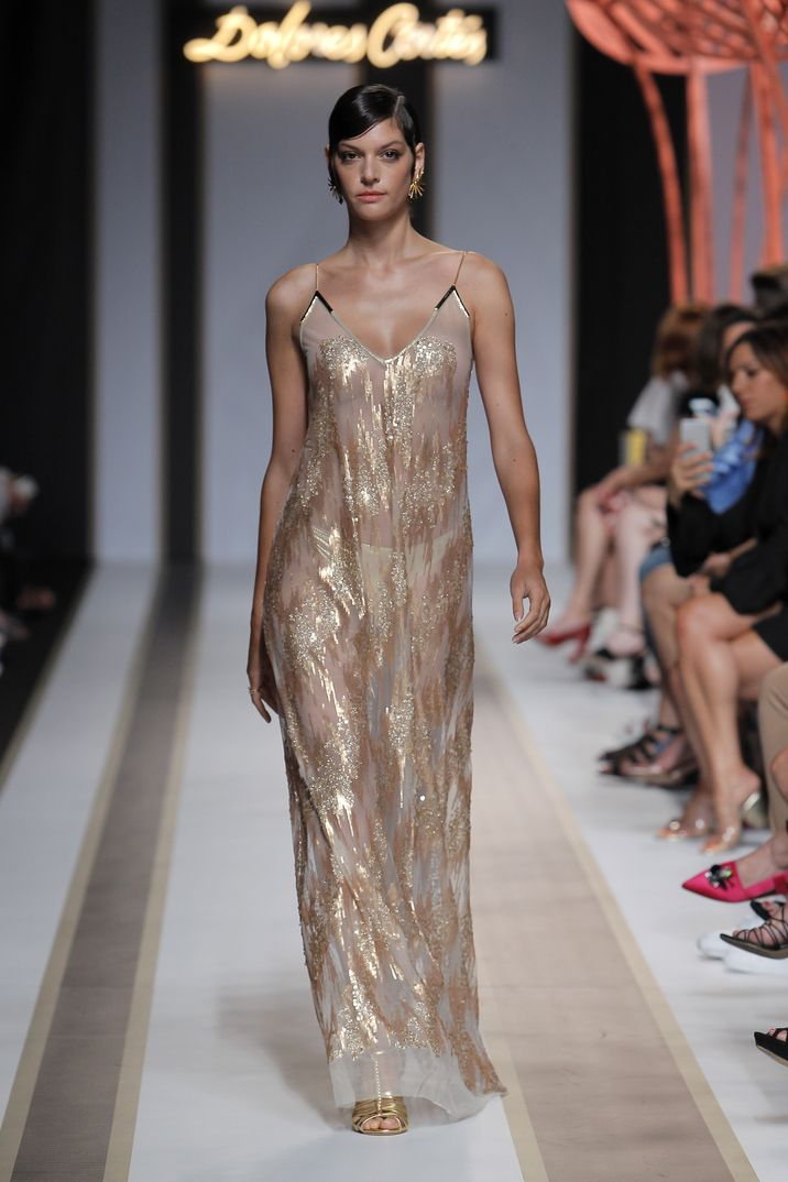 Mercedes Benz Of Miami >> Mercedes Fashion Week Madrid: Dolores Cortés Primavera Verano 2019 - magazinespain.com