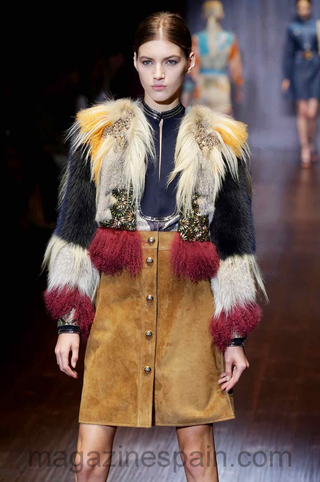 Mil n fashion week gucci for Gucci milan fashion week