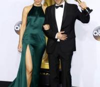 Rachel McAdams and Emmanuel Lubezk