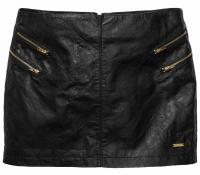 pepe-jeans-rockero-minifalda-cuero