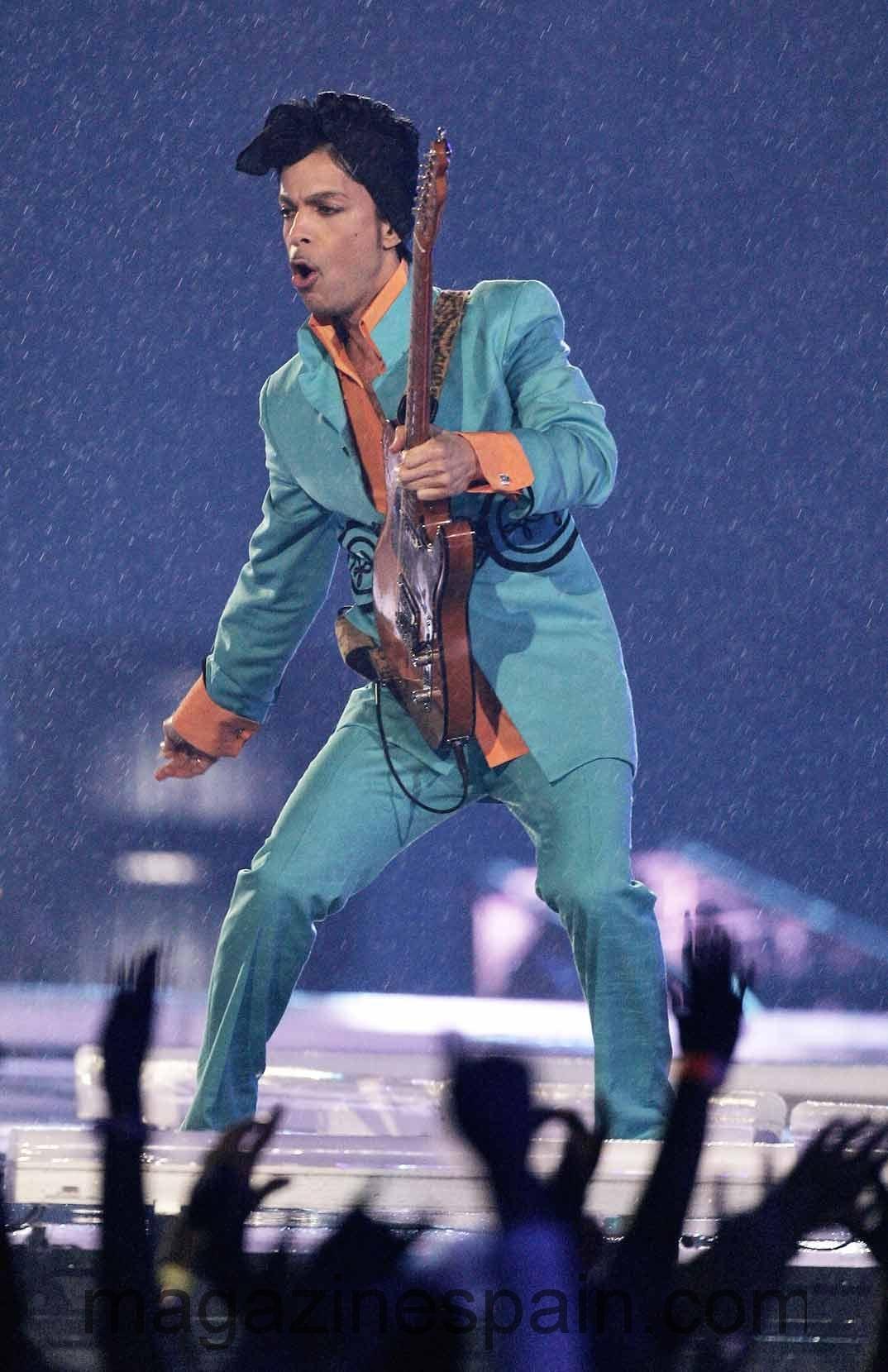 El Cantante Prince  Fallece A Los 57 A U00f1os