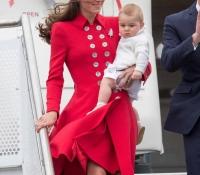 en nueva zelanda con su madre en abril de 2014