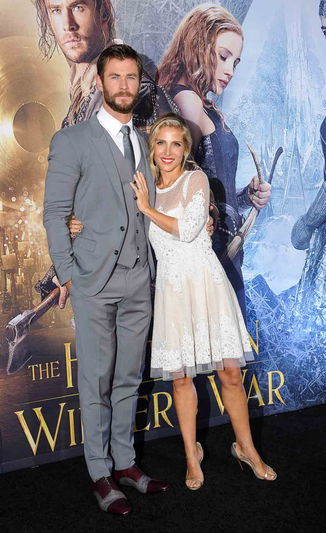 chris hemsworth elsa pataky rencontre