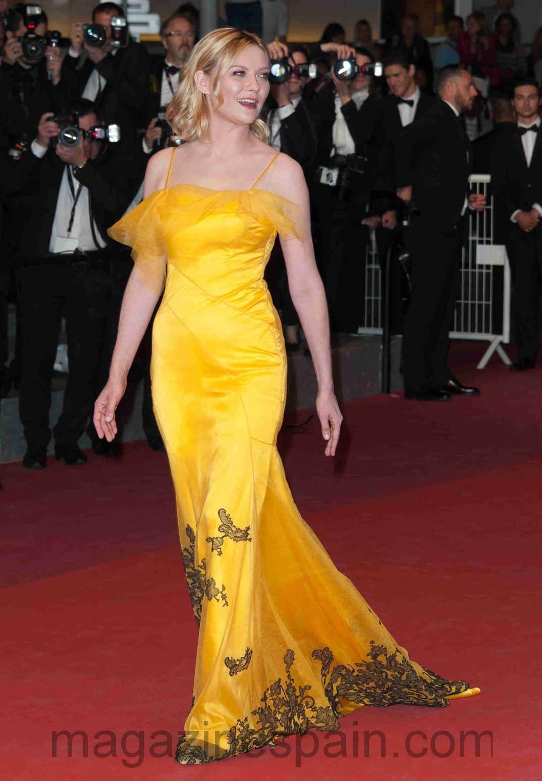 Alfombra roja del Festival de Cine de Cannes 2013