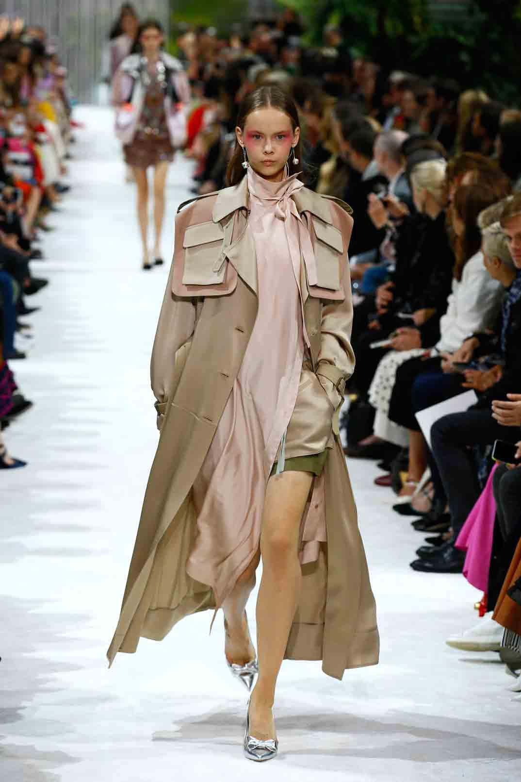 París Fashion Week: Valentino Primavera-Verano 2018