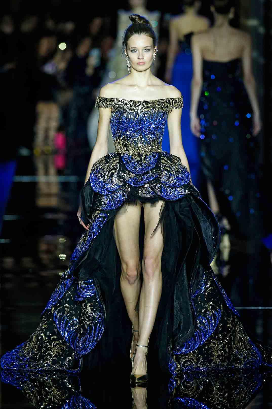 Zuhair murad paris fashion week 37