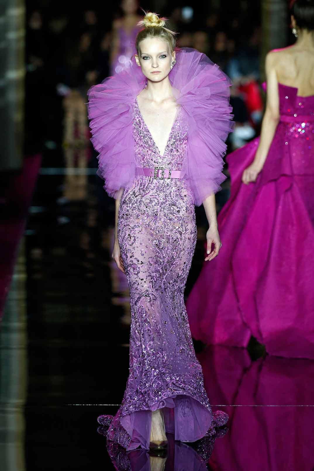 Zuhair murad paris fashion week 60