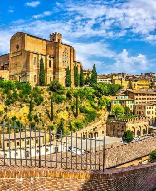 Escapada a Florencia capital del arte (2) y Siena