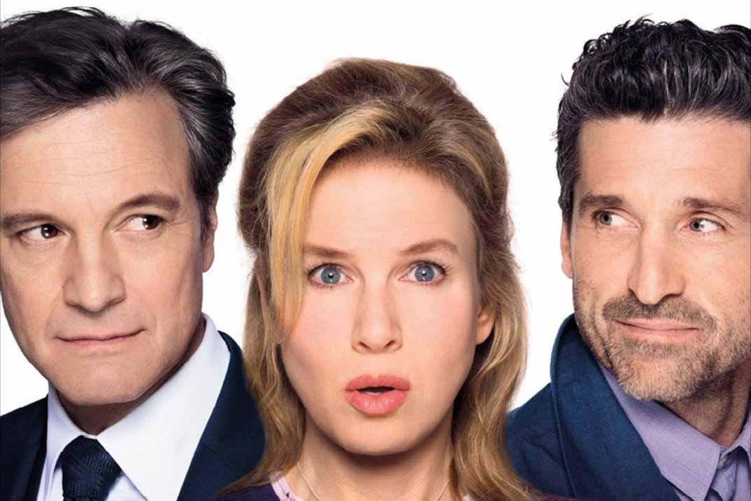 'Bridget Jones' Baby' protagonizada por Renée Zellweger esta noche en Telecinco