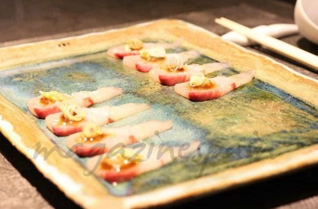 kbk Usuzukuri-de-Hamachi-con-Ponzu
