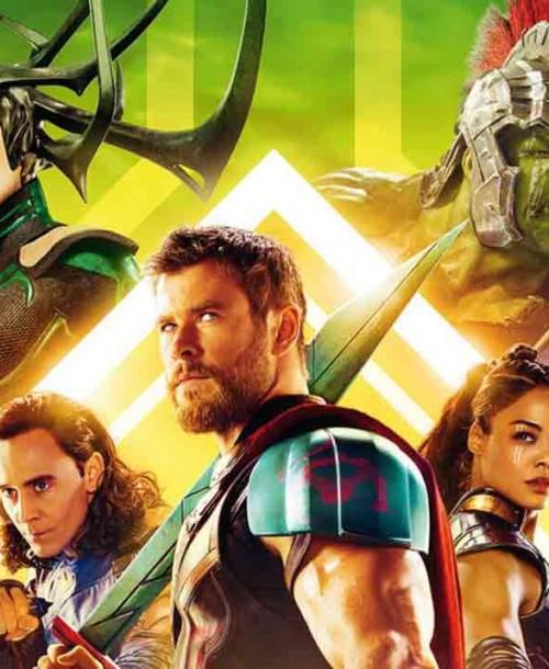«Thor: Ragnarok» con Chris Hemsworth esta noche en La 1 de RTVE