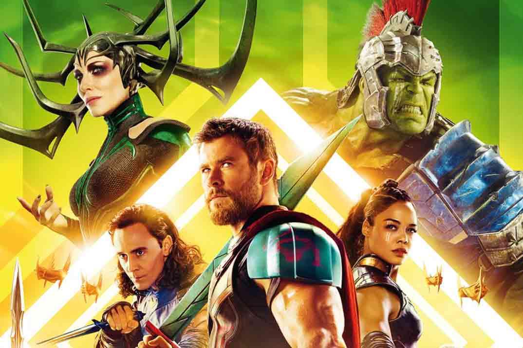 """""""Thor: Ragnarok"""" con Chris Hemsworth esta noche en La 1 de RTVE"""
