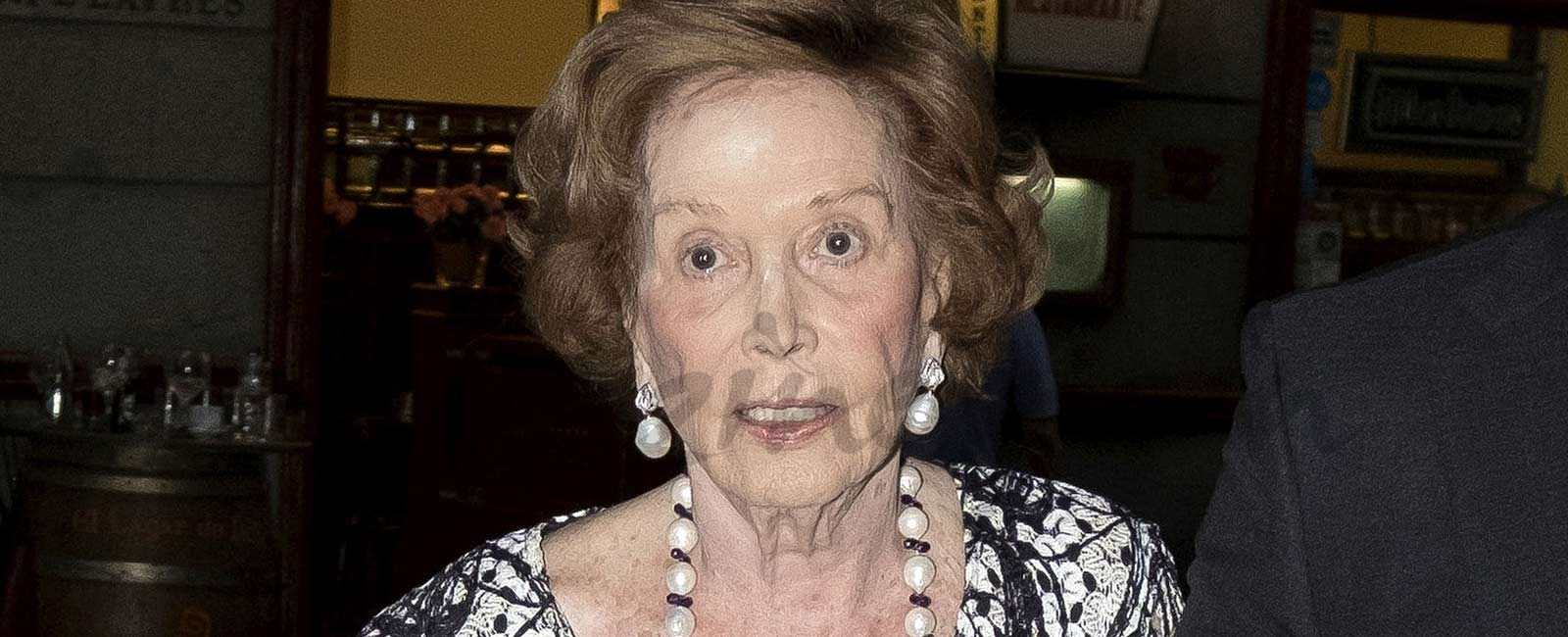 A los 91 años, fallece Carmen Franco
