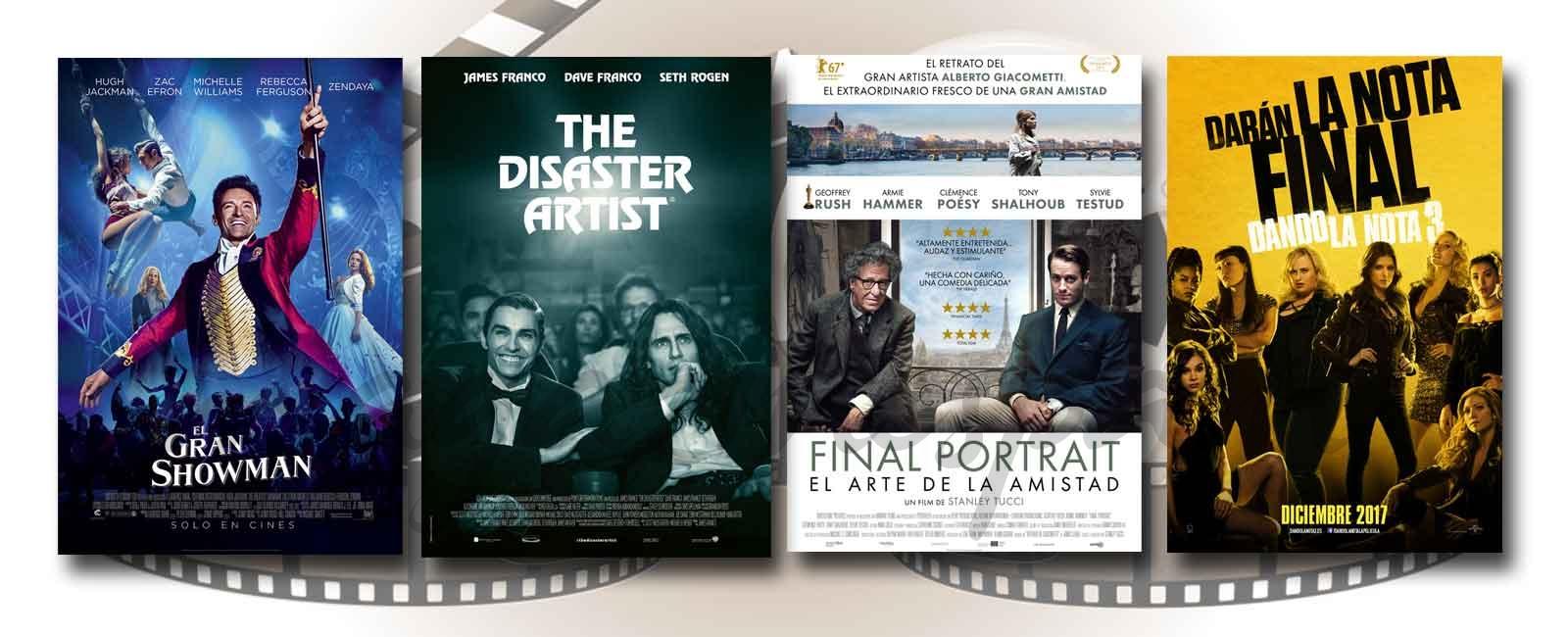 Estrenos de Cine de la Semana… 29 de Diciembre 2017