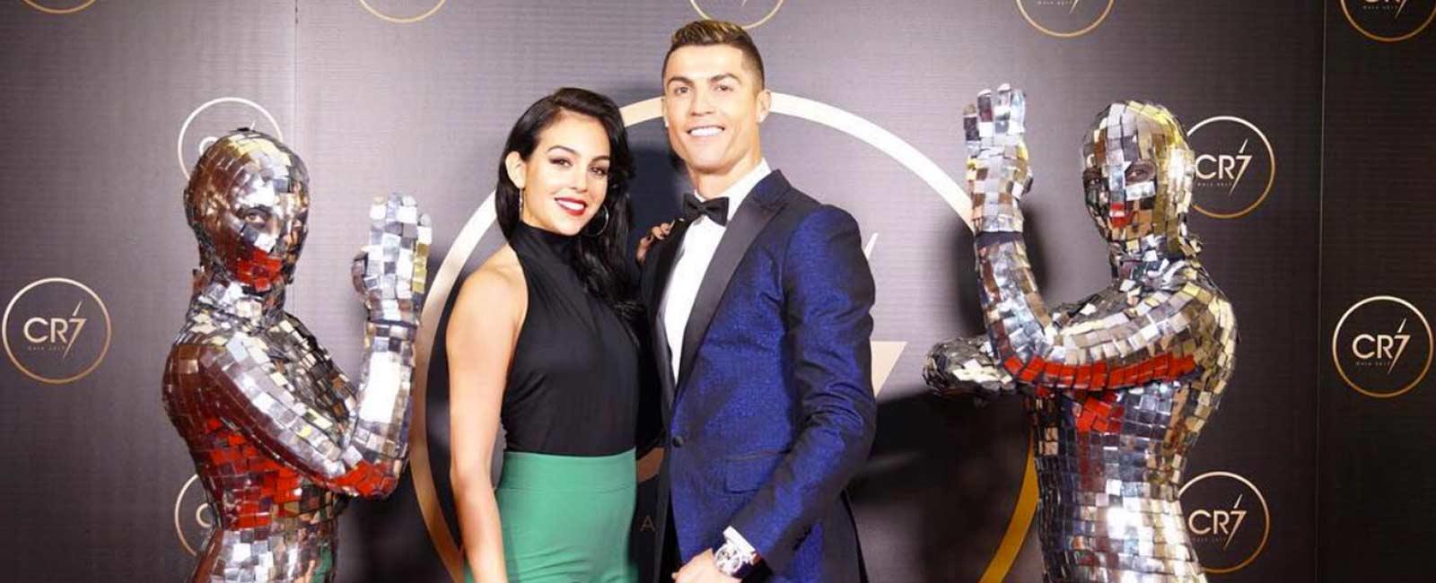 La gran fiesta de Cristiano Ronaldo y la sorprendente recuperación de Georgina