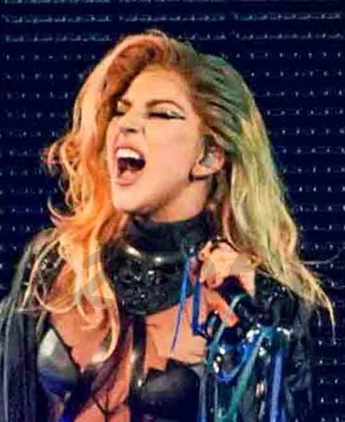 Lady Gaga cumple el sueño de su vida