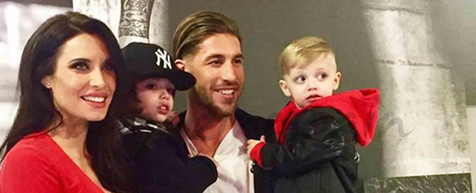 El cariñoso mensaje que Sergio Ramos ha mandado a su familia por Instagram