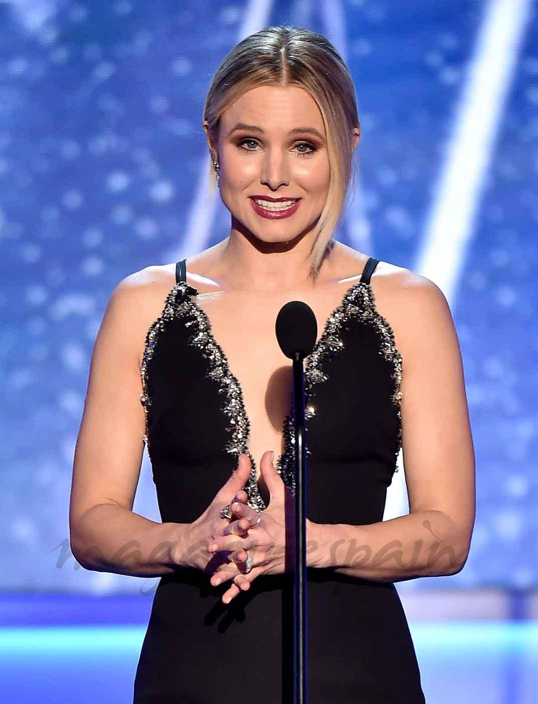 Kristen Bell - Premios SAG 2018