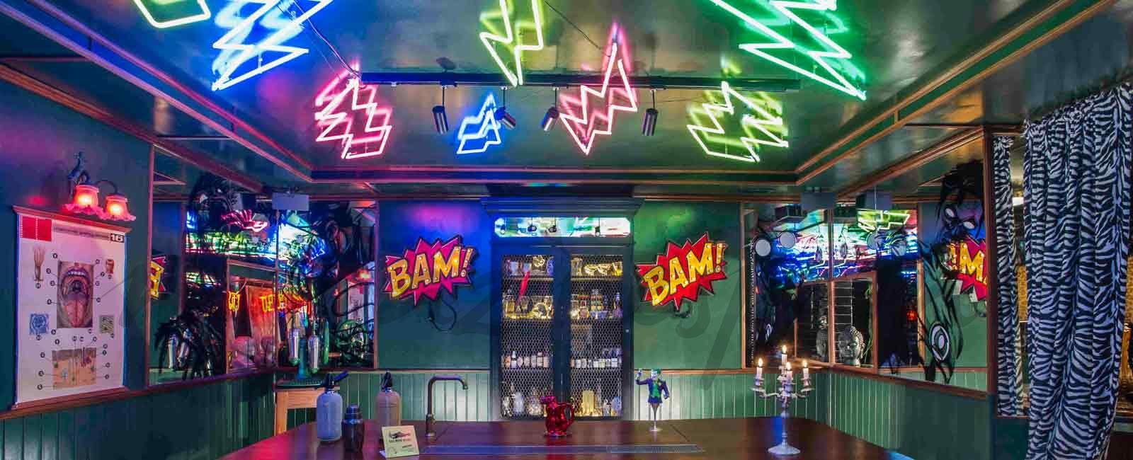 "Salmón Gurú un ""gastro bar"" madrileño dentro de The World´s Fifty Best Bars"