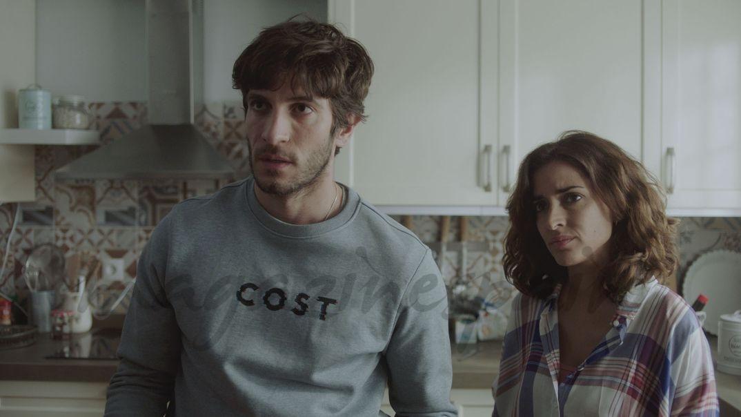 Quim Gutiérrez e Inma Cuesta - © Mediaset
