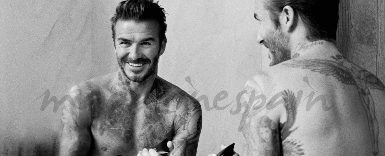 Los secretos de belleza de David Beckham