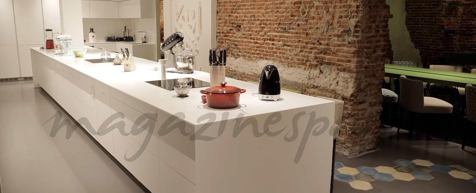 """Fran Larrañaga en la cocina con """"Cooking"""""""